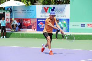 Nguyễn Văn Phương là hạt giống số 1 tại giải VTF Pro Tour 1