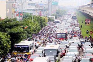 Vì sao Bộ GTVT ủng hộ đề án cấm xe máy tại các đô thị lớn?