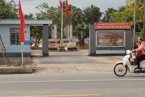 Bạc Liêu: Kỷ luật Đảng nhiều lãnh đạo chủ chốt huyện Hòa Bình