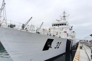 Lực lượng bảo vệ bờ biển Ấn Độ thăm, diễn tập với cảnh sát biển Việt Nam