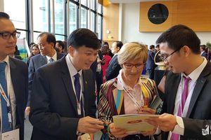 Đoàn công tác tỉnh Nghệ An tham dự Hội nghị Hợp tác phi tập trung Việt Nam - Pháp