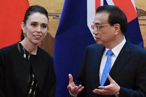 Thủ tướng Trung Quốc-New Zealand hội đàm giữa lúc tranh cãi về 5G