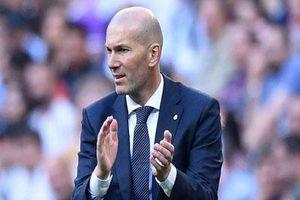 Zidane thừa nhận bất lực trước mùa giải 'vứt đi'