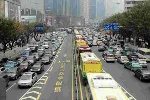 Bài học cấm xe máy tại các thành phố lớn của Trung Quốc