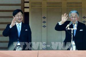 Niên hiệu mới của Nhật Bản sau khi Nhật Hoàng Akihito thoái vị