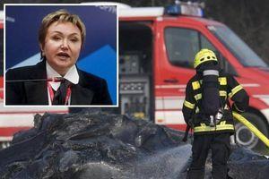 Người phụ nữ giàu thứ 4 nước Nga tử nạn vì bị rơi máy bay
