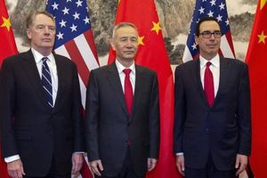 Đàm phán thương mại bước vào 'nước rút', Trung Quốc tỏ thiện chí với Mỹ