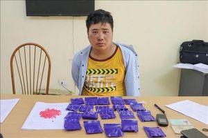 Điện Biên liên tiếp phá 2 chuyên án ma túy