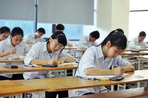 Thí sinh có 20 ngày đăng ký dự thi trung học phổ thông quốc gia