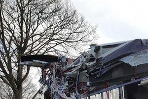 Đức: Tại nạn xe buýt, 20 học sinh bị thương