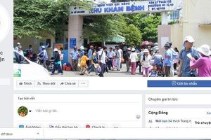 Cảnh giác với Fanpage giả mạo Bệnh viện Nhi Đồng I