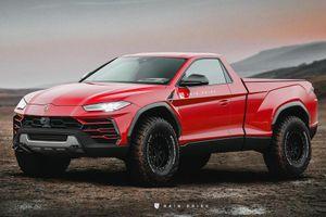Phiên bản bán tải của Lamborghini Urus được phê duyệt sản xuất?