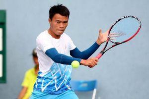 Phạm Minh Tuấn trở lại mạnh mẽ tại giải quần vợt VTF Pro Tour 200