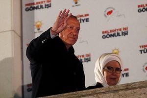 Tổng thống Erdogan đối mặt thất bại nặng nề trong bầu cử Thổ Nhĩ Kỳ