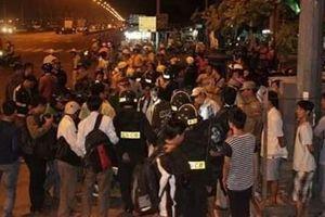 Hàng chục cảnh sát hình sự bắt Khá Bảnh