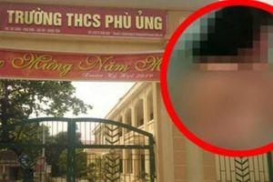 Cảnh báo nạn 'băng nhóm' ở trường học