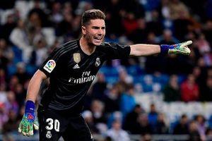 Con trai 2 lần thủng lưới, Zidane nói Real sẽ không có vấn đề về thủ môn ở mùa sau