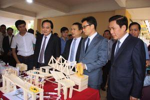 Đại học Thái Nguyên - 25 năm khẳng định uy tín và vị thế của đại học vùng