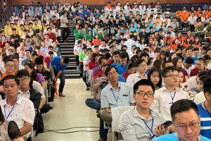 Hơn 650 thí sinh tham dự Kỳ thi Olympic Toán học SV - HS toàn quốc lần thứ 27