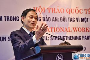Việt Nam trong Hội đồng Bảo an: đối tác vì nền hòa bình bền vững