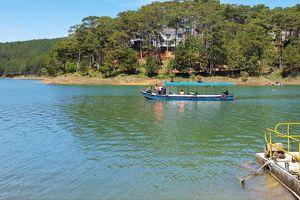 Chết đuối ở hồ Tuyền Lâm vì thuyền bị thủng