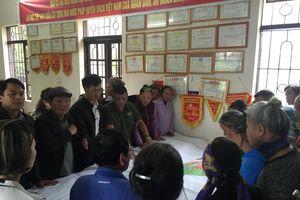 Sóc Sơn: Người dân thôn Minh Tân bất bình kết luận thanh tra