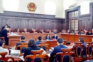 Phiên họp tháng 3/2019 của Hội đồng Thẩm phán TANDTC: Một số vấn đề nghiệp vụ