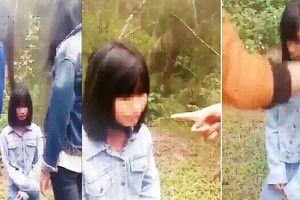 Vụ bắt bạn quỳ và đánh hội đồng ở Nghệ An: Buộc 4 nữ sinh nghỉ học 1 tuần