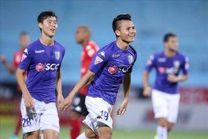 Trước trận AFC Cup 2019, HLV Yangon United: 'Chúng tôi rất đề cao Quang Hải'