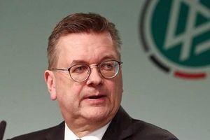 Chủ tịch Liên đoàn bóng đá Đức Reinhard Grindel từ chức