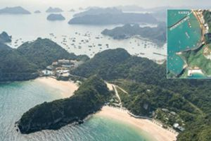 Công bố kết luận về tổ hợp nghỉ dưỡng Flamingo Cát Bà Beach Resort