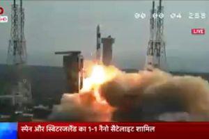 Nối tiếp thành công, Ấn Độ phóng vệ tinh quân sự theo dõi radar kẻ địch
