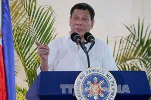 Philippines rà soát các hợp đồng chính phủ ký