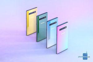 Samsung có thể lần đầu tiên trong lịch sử cho ra mắt 2 mẫu điện thoại Galaxy Note 10