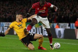 TRỰC TIẾP Wolves 2-1 Man United: Thất bại tệ hại (KT)