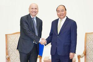 Thúc đẩy quan hệ hợp tác Việt Nam – Italia