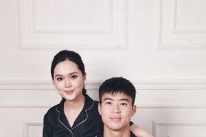 Quỳnh Anh 'chê' Duy Mạnh quá béo