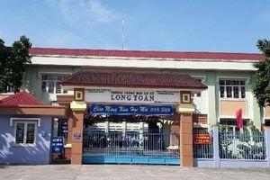 Tạm đình chỉ công tác giảng dạy với cô giáo bị tố đánh 22 học sinh bầm tím chân ở Bà Rịa - Vũng Tàu