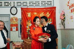 Chú rể 'tha thu' kín mặt trong đám cưới khiến cộng đồng mạng tranh cãi gay gắt
