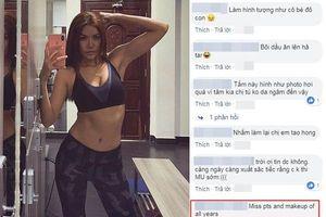 Minh Tú tung video khoe dáng 'siêu nóng bỏng': Đập tan biệt danh 'Hoa hậu Photoshop'