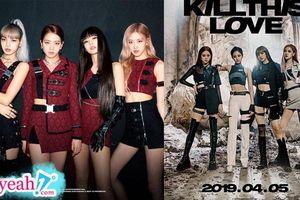 Black Pink sẽ không phát hành đĩa cứng, 'Kill this love' đơn thuần chỉ là một mini album nhạc số ?
