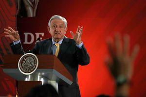 Tin ảnh: Mexico không muốn đối đầu với Mỹ
