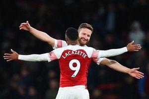 Đánh bại Newcastle, Arsenal chen chân vào top 3
