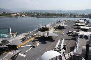 Mỹ lần đầu đưa siêu tiêm kích F-35 đến Đông Nam Á diễn tập