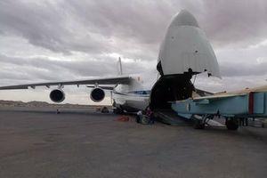 Điều gì đang xảy ra khi An-124 lại tới Algeria để đưa Su-24 về Nga?