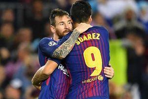 Messi và Suarez ghi bàn phút cuối, Barca may mắn hòa Villarreal