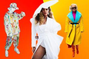 Giữa rừng sao 'tắc kè hoa', Beyonce nổi bật với gu tối giản mạnh mẽ