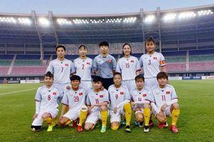 Đội tuyển nữ Việt Nam thắng chủ nhà Uzbekistan 2-1