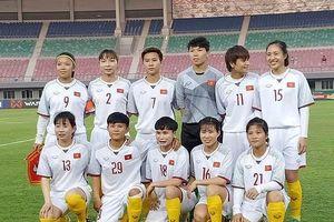 Vòng loại Olympic 2020: Nữ Việt Nam khởi đầu hoàn hảo