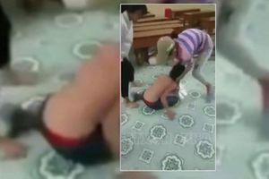 Nữ sinh bị lột đồ, đánh hội đồng ở Hưng Yên: 'Có thể xử lý hình sự'